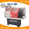 중국 공급자 수평한 작은 CNC 선반 기계