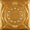 Nuovo comitato di parete di disegno 3D per la parete & il soffitto Decoration-1091