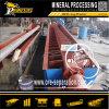 De gouden Fabriek van de Wasmachine van de Apparatuur van de Wasmachine van het Logboek van de Mijnbouw van het Zand Gouden