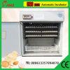 保持する528個の卵のフルオートの産業太陽鶏の定温器(YZITE-8)を