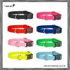 Kundenspezifische Hundehalsring-grundlegende Nylonhundehalsring-justierbare Hundekatze-Muffen Spc7300