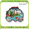 Souvenir personnalisé France (RC-FE) d'aimants de réfrigérateur de PVC de cadeaux de promotion