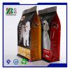 Sacchetto impaccante opaco dell'alimento per animali domestici di OPP con la parte inferiore