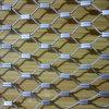 Het flexibele Netwerk van de Kabel van de Kabel van het Roestvrij staal/het Netwerk van het Vogelhuis/het Opleveren van de Vogel
