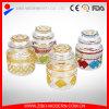 Großverkauf kundenspezifisches Speicherglasglas mit Kappe