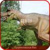 Attraktiver klarer Simulations-Dinosaurier-Park