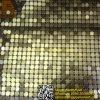 정밀한 알루미늄 터키석 Sequins Sequined 직물