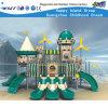 Equipamento ao ar livre HD-Zbb901 do jogo da corrediça do campo de jogos do castelo das crianças
