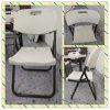 Cadeira de dobradura plástica de pouco peso dobrada fácil da venda popular quente de Mordern
