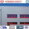 Almacén de la estructura del metal, diseño constructivo, edificio prefabricado de la estructura de acero