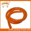 Tuyau de jardin orange à une seule couche flexible