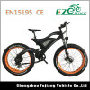 26X4.0 뚱뚱한 타이어 전기 자전거 산 E 자전거