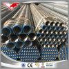 Il TUFFO caldo ha galvanizzato il tubo filettato Bsp/NPT d'acciaio del tubo con l'accoppiamento