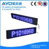 高い保証の移動表示青いP10 LED印のボード(P109632B)