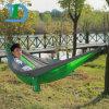 Hamac campant de Ripstop de course ultra-légère en nylon