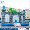 Reizendes aufblasbares Krokodil-Schloss, aufblasbarer Krokodil-Prahler für Verkauf
