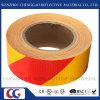 50mm x 45.7mの縞の安全反射危険の自己接着警告テープ(C3500-S)