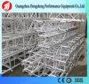Braguero de aluminio de la espita de la talla cuadrada del braguero 400X400m m