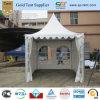 Kleines Pagode-Zelt 3X3m mit Seitenwänden und Windows