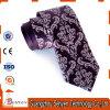 Подгонянные галстук и шарф связи 100% напечатанные шелком