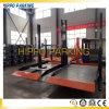 Élévateur de deux étages de stationnement/double élévateur de stationnement de véhicule de postes