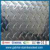 Plaque Checkered d'acier inoxydable d'AISI 316L 316
