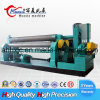 China Brand Mecânica Drive W11 6mm 2000 Placa de laminação