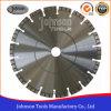 il diamante Turbo di 250mm le lame per sega per il calcestruzzo di rinforzo di taglio veloce