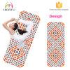 Le couvre-tapis lavable de yoga de ventes en gros avec libre portent la courroie fabriquée en Chine