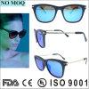 2017 vidros de Sun Polished da mão de China da qualidade de Exellent dos óculos de sol