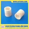 Tubo di ceramica lavorante personalizzato dell'isolamento dell'allumina di 99% Al2O3/96%