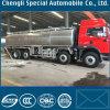 Primeiro caminhão de tanque do petróleo do aço inoxidável do caminhão 35000liters