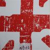 Neues Belüftung-synthetisches Leder für Sofa-Polsterung (HS039#)