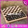 Ensemble d'échecs en bois de nouvelle conception pour enfants Jeu d'échecs W11A052