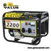 2の000ワット5.5HP Ohvの4サイクルのガソリン式の携帯用発電機Zh2500