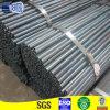 黒い鋼鉄柵の管を溶接する21mm Odの炭素鋼