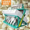 Machine polychrome de trieuse des meilleurs légumes secs de vente