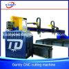 Ss CNC van de Plaat van het Blad Plasma die de Machine van de Boring snijden Beveling