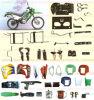 Pièces de rechange de vélo de saleté outre d'accessoire de moto de route