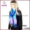Het kleurrijke Ontwerp van de Sjaal van het Garen Slubby Recentste (ZS005)