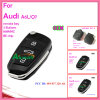 3 chave das teclas 868MHz Autoremote com 8e a microplaqueta 4f0 837 220 Ak para Audi A6l Q7