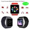 Reloj de manera elegante de Bluetooth de la pantalla táctil con la supervisión del sueño (GT08)