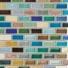Мозаика льда великолепный керамическая смешанная цветастая для украшения (10030)