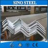 Acier galvanisé normal inférieur de cornière des prix Ss400 Q235 ASTM
