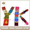 Jóia de seda /Jewellery que empacota o malote do Drawstring de Orangza