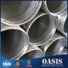 304 de Cilinder van de Pijp van het Scherm van de Draad van de Wig van het roestvrij staal