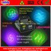 Licht van de Laser van de Animatie van de caleidoscoop toont 3D voor Laser de Partij van de Disco