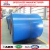 L'acciaio materiale ricoperto colore Z40-Z275 di Ral Dx51d arrotola PPGI