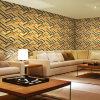Nouveau papier peint métallique d'utilisation à la maison de décor
