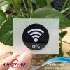 Etiqueta engomada de la etiqueta de Nfc impermeable